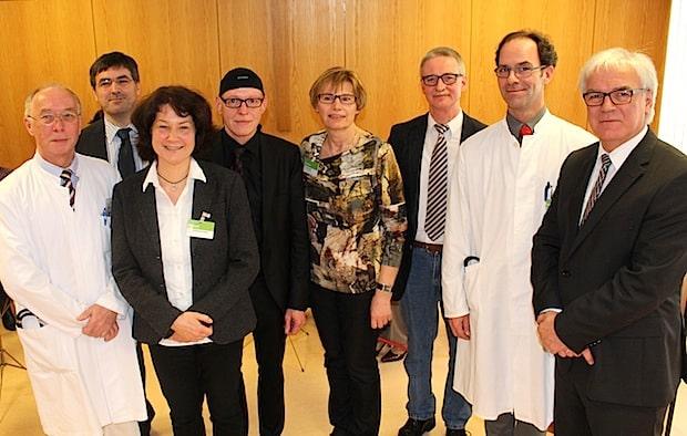 Photo of Feierstunde zum 50. Jahrestag des Kredenbacher Krankenhauses