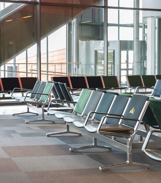 kusch co airport seating stockholm arlanda. Black Bedroom Furniture Sets. Home Design Ideas