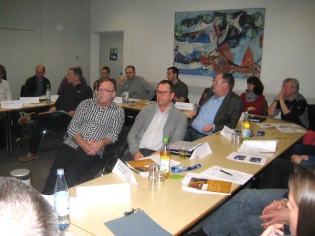 Vereinsvertreter diskutierten über Kinderschutz (Foto: Märkischer Kreis).
