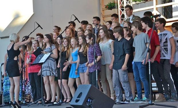 Photo of Kreis sucht junge Sänger für Festival in Ratibor