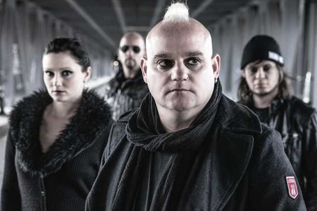 Photo of Attendorn: Mono Inc. und Support Godex on Stage