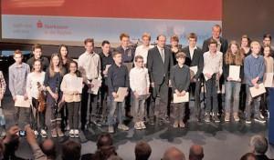 Landrat und Bürgermeister ehren Preisträger