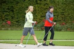 <b>Von wegen Spaziergang: Nordic Walking ‒ oft unterschätzt</b>