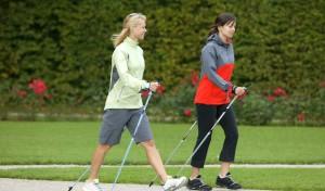 Von wegen Spaziergang: Nordic Walking ‒ oft unterschätzt