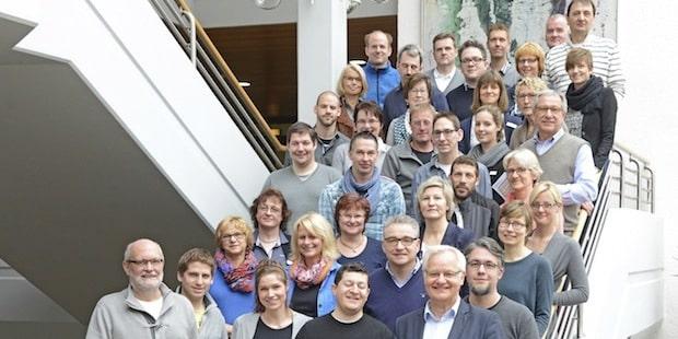 Photo of 60 Mitarbeiter schaffen Sportabzeichen