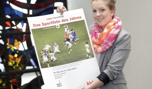 """""""Sportfoto des Jahres"""" im Soester Kreishaus"""