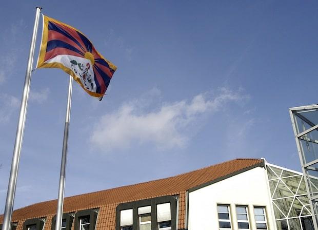 Photo of Kreis Soest zeigt Flagge für Tibet
