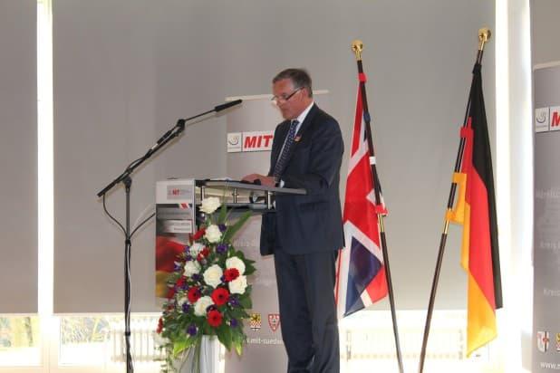 Foto: IHK Präsident Felix G. Hensel