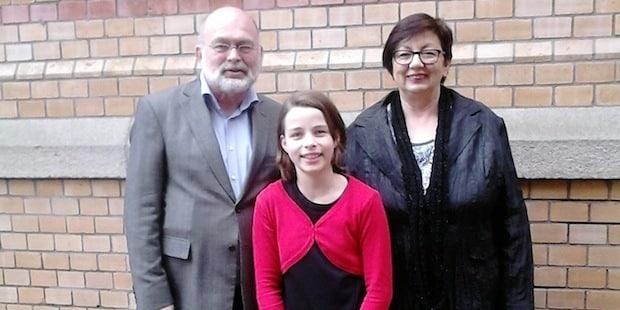 """Photo of Lea Dolligkeit erfolgreich bei """"Jugend musiziert"""""""