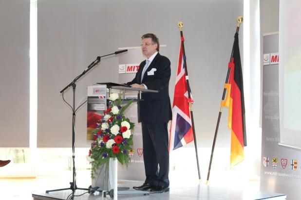 Foto: EMG Geschäftsführer Siegfried Koepp.