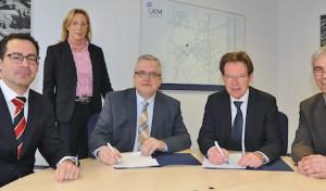 UKM und Klinikum Arnsberg treiben Kooperation in der Krebsmedizin voran