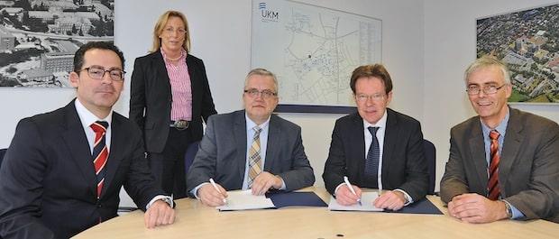 Photo of UKM und Klinikum Arnsberg treiben Kooperation in der Krebsmedizin voran