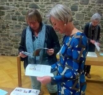 Photo of Werkstatt Altena: Vorauswahl für das Stipendium 2015 getroffen