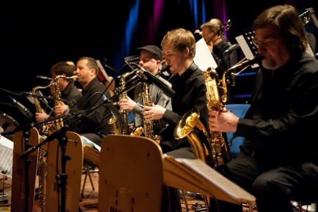 Die Big Band der Uni Siegen - Foto: Thomas Rosenthal
