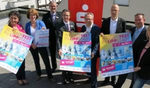 Lippstädter Altstadtfest vom 13. bis 17. Mai 2015