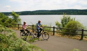 Anradeln im Kreis Soest: Auch vom Möhnesee aus startet eine Tour