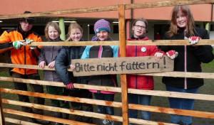 23 Kinder auf Entdeckungstour im Arnsberger Wald