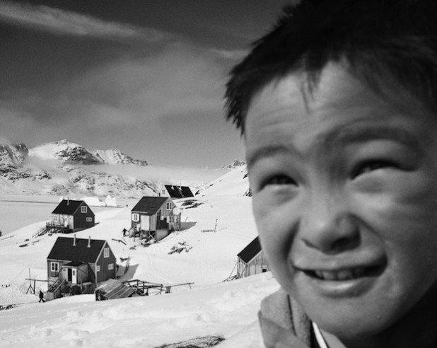 """""""Faces of the North"""" - Foto: Ragnar Axelsson"""