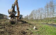 Umweltfreundlich und mehr Platz für Hochwasser