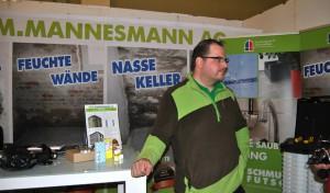 16. Bauen & Wohnen-Messe: Energiesparen weiterhin Topthema