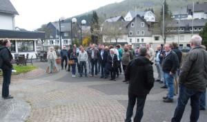 """Verwaltung und Rat nehmen Gemeinde Bestwig """"unter die Lupe"""""""