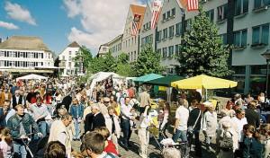 Soest feiert vom 8. bis 10. Mai wieder Bördetag