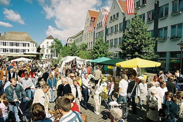 Bördetag in Soest (Foto: Wirtschaft & Marketing Soest GmbH)