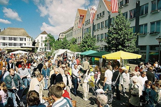 Photo of Soest feiert vom 8. bis 10. Mai wieder Bördetag