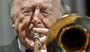 Chris Barber kommt am 22. April nach Olpe