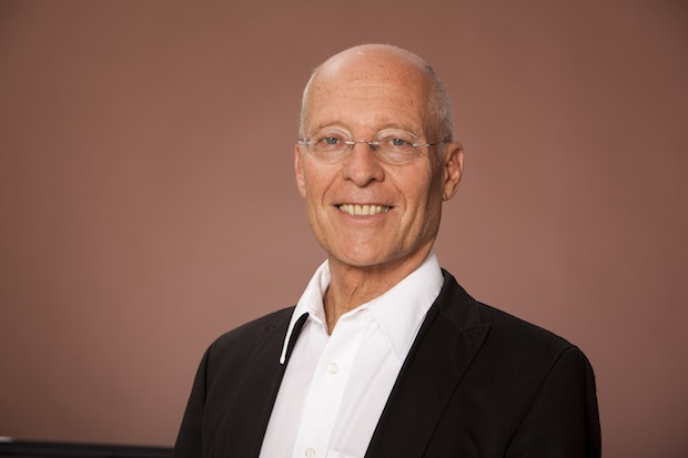 Photo of Dr. Ruediger Dahlke am 5. Mai in der Stadthalle Hagen