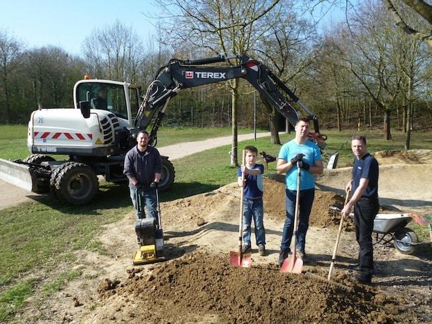 Photo of Frühjahrsputz für den Dirtpark in Lippstadt