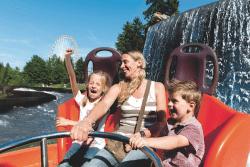 <b>Freizeitpark FORT FUN mit neuer Attraktion und weiteren &quot;tierischen&quot; Highlights in der Sai...</b>