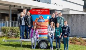 Girls' und Boys' Day 2015 bei Metten