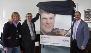 """""""Internationale Herbsttage für Musik 2015"""" in Iserlohn mit Violin-Star Guy Braunstein"""