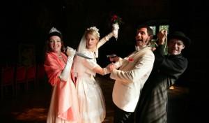 """""""Hochzeit in Schwarz"""": Krimidinner lockt nach Attendorn"""