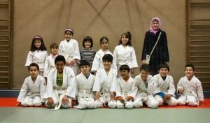 Integrativer Sport mit Flüchtlingskindern