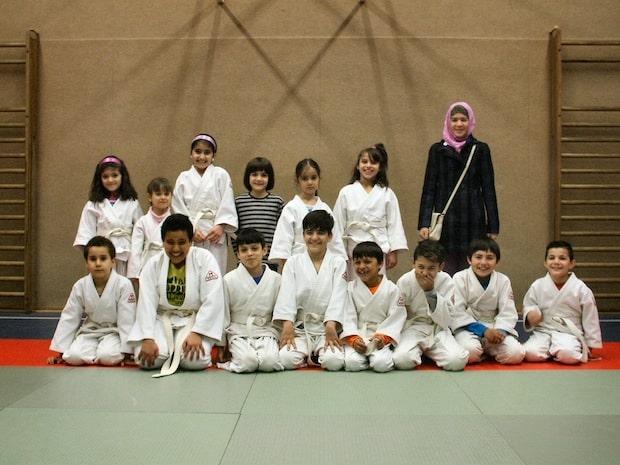 Photo of Integrativer Sport mit Flüchtlingskindern