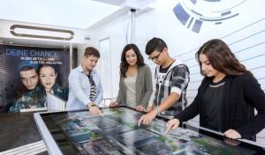 Neuer M+E-InfoTruck macht Station auf der Ausbildungsmesse in Siegen