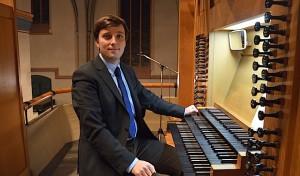 Orgelvirtuose in der Affelner Kirche in Neuenrade