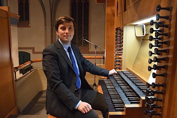 Photo of Orgelvirtuose in der Affelner Kirche in Neuenrade