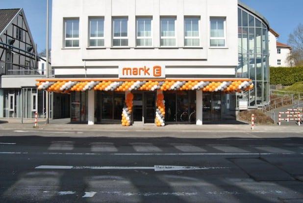 Schicke Schale - schicker Kern: Das neue Mark-E-Kundenforum