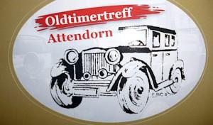 """""""Oldtimertreff Attendorn"""" in der Innenstadt"""
