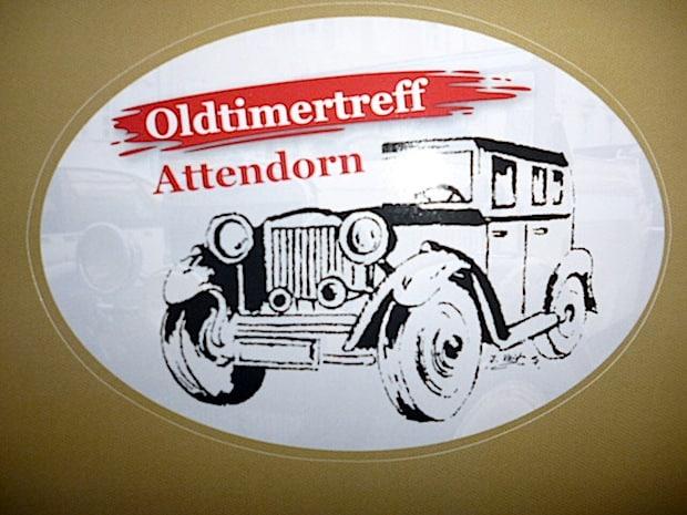"""Photo of """"Oldtimertreff Attendorn"""" in der Innenstadt"""