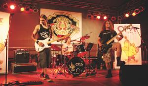 Sechs Livebands für einmal Eintritt beim Tanz-in-den-Mai-Festival