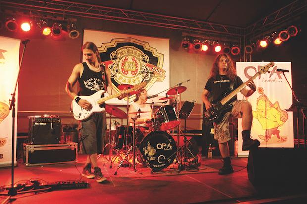 Photo of Sechs Livebands für einmal Eintritt beim Tanz-in-den-Mai-Festival