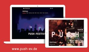 PUSH e.V. präsentiert eigene Homepage