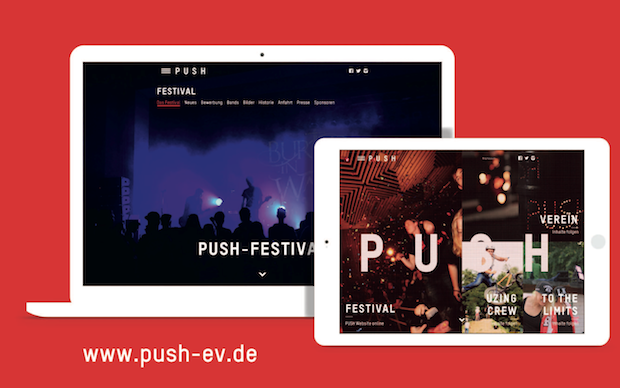 Photo of PUSH e.V. präsentiert eigene Homepage