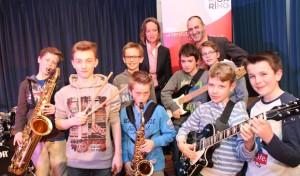 Soester Musikschüler begeistern beim 2. Rigaring-Concertino