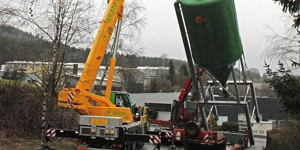 Photo of Salz für Wilnsdorfer Straßen: Kommune investierte in neue Silos
