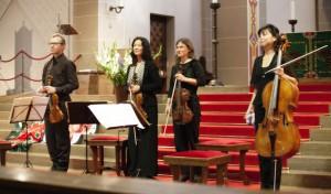Soester Satie-Quartett setzt Beethovenzyklus fort
